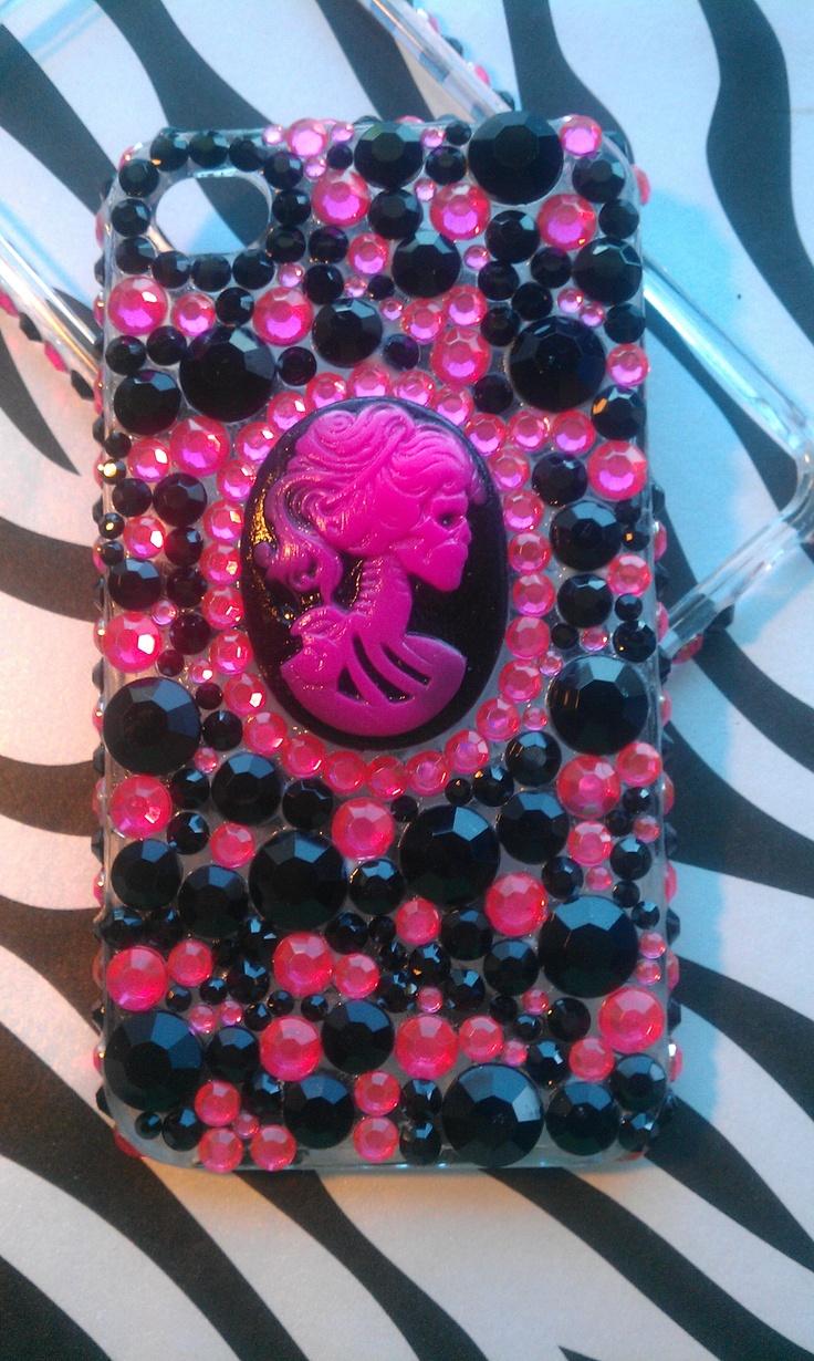 custom phone case : www.facebook.com/darlasembellishments : Pinterest ...