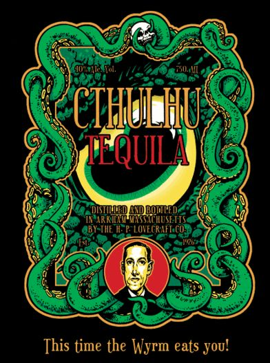 Cthulhu Tequila: