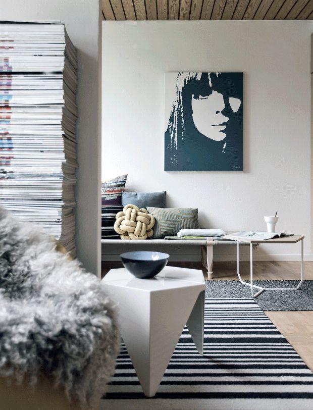 27 besten Wandfarbe Grau Bilder auf Pinterest Wandfarbe grau - wohnzimmer grau modern