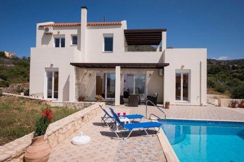 Villa Calypso close to Almyrida beach