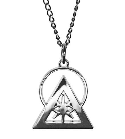 The Illuminati Talisman: Silver Rhodium | Illuminati.am | Official Website