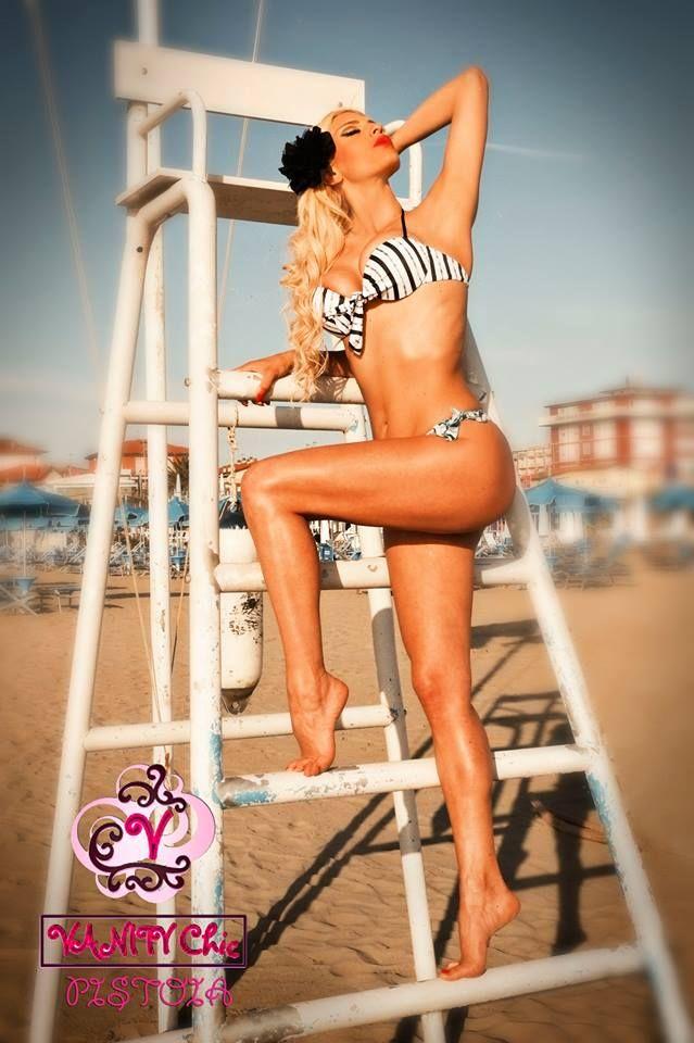 Vanity Chic Beachwear ADV – Paola Caruso (La Bonas)