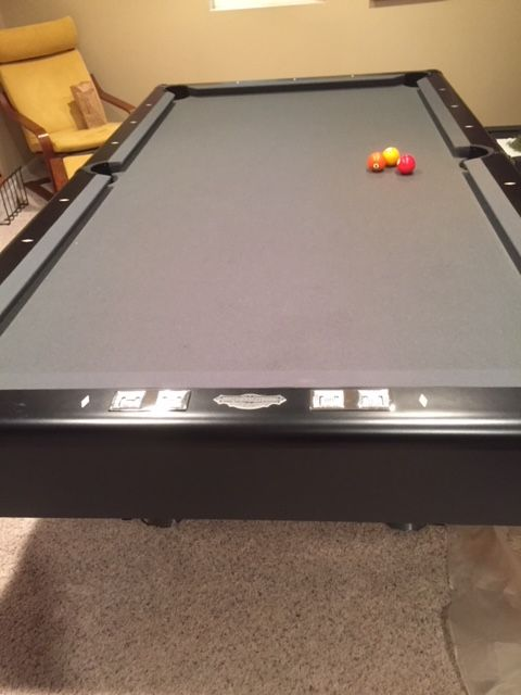 CL Bailey Addison Sold Used Pool Tables Billiard Tables Over - Cl bailey pool table