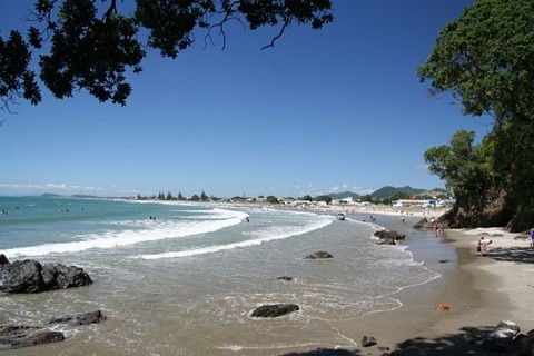 Waihi Beach, New Zealand