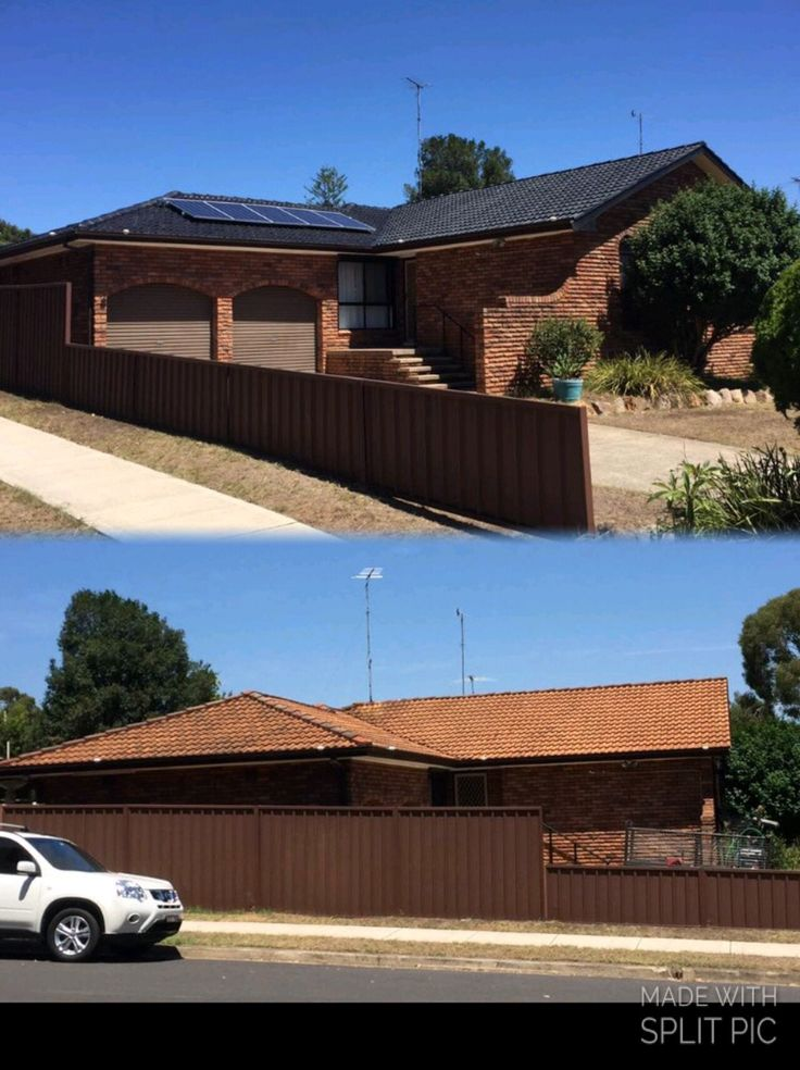 Roof Restoration makes your house look new again