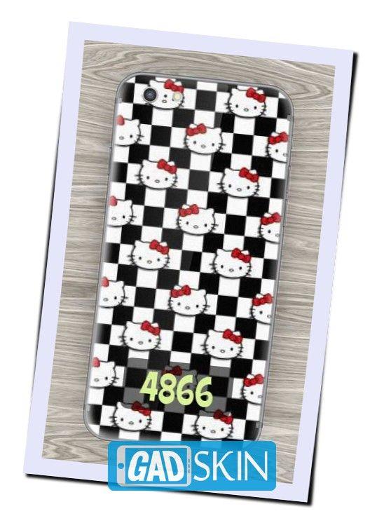 http://ift.tt/2d3kDZ2 - Gambar Black White Hello Kitty ini dapat digunakan untuk garskin semua tipe hape yang ada di daftar pola gadskin.