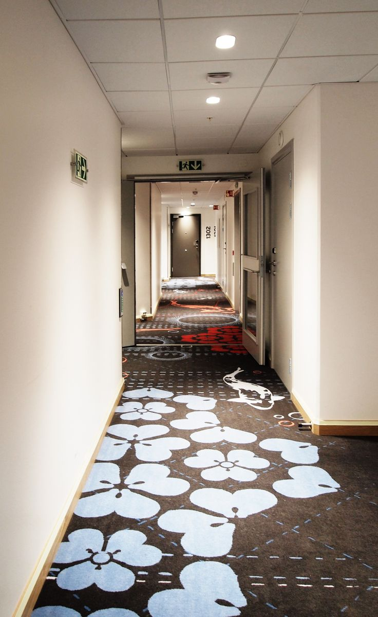 Dansk Wilton Colortec Carpet. Custom design. Hotel project by Scenario interiørarkitekter MNIL for Scandic - Project name: Scandic Havet Hotell - located in Bodø - Norway #Interior