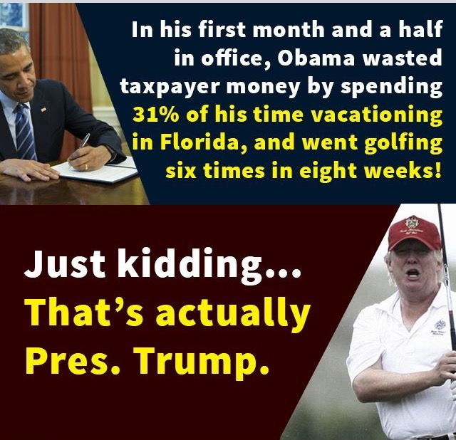 Lying, Lazy, Paranoid Slob. Runs to Florida every weekend on Taxpayers Dollars!!