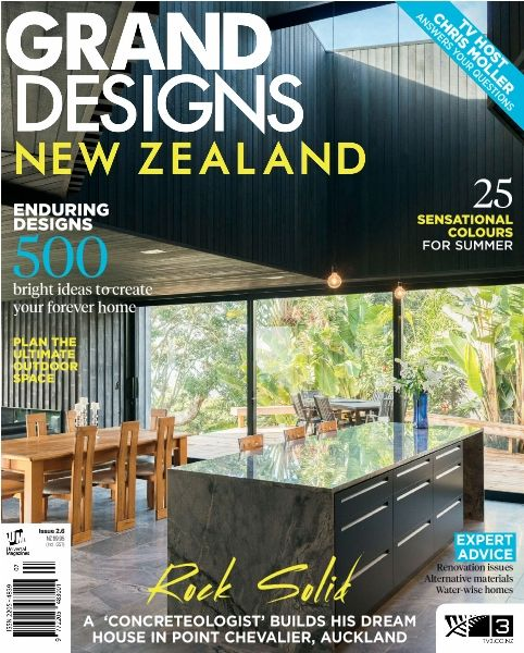 Grand Designs New Zealand - Issue 2.6 2016