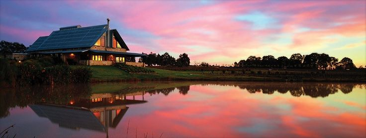 Peterson's Champagne House, Hunter Valley NSW