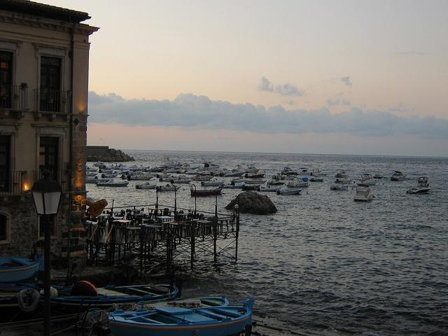 Chianalea, Scilla (Reggio Calabria)  Terrazza sul mare