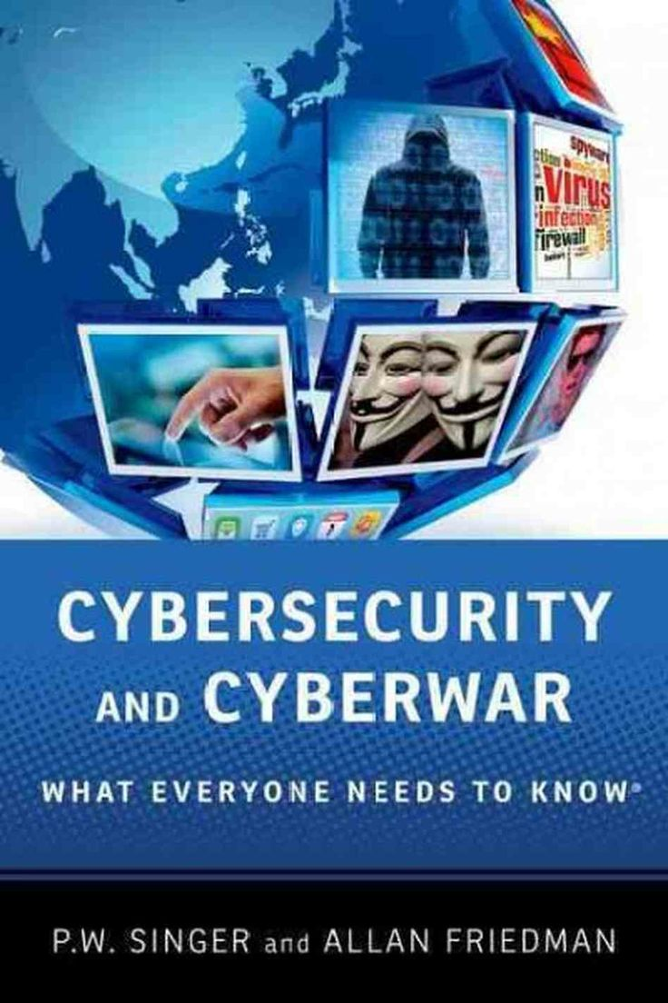 "'What Everyone Needs To Know' About Today's Cyberthreats: ""P.W. Singer looks at cybersecurity issues faced by the military, government, businesses and individuals, and what happens when you try to balance security with freedom of speech and the ideals of an open Internet.""  Yes, it applies to all of us."
