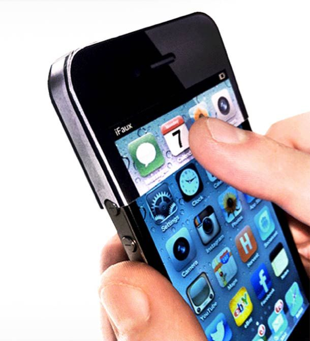 DIY Accessory Turns The iPhone 4/S Into An iPhone 5