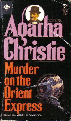 Murder on the Orient Express (1934) Agatha Christie