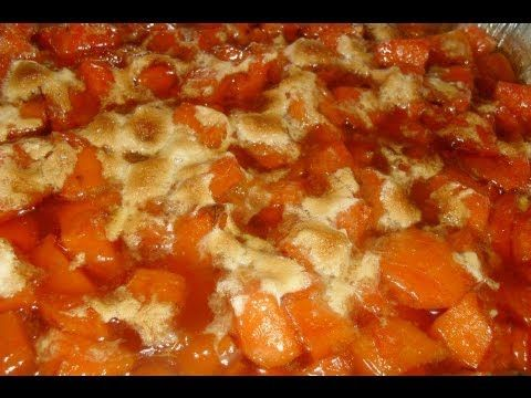 The Best Candied Yams Recipe Ever - How to Make Candied Yams . . . made it for a party (a very large pan) and they loved it!