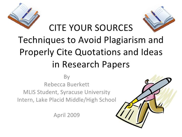 what information to cite in a research paper While reading about this stuff can be fun, it's not relevant information for a research paper and write a research paper using incorrect information.