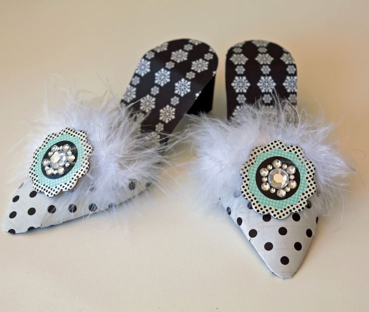 Paper shoes | Luxussilk