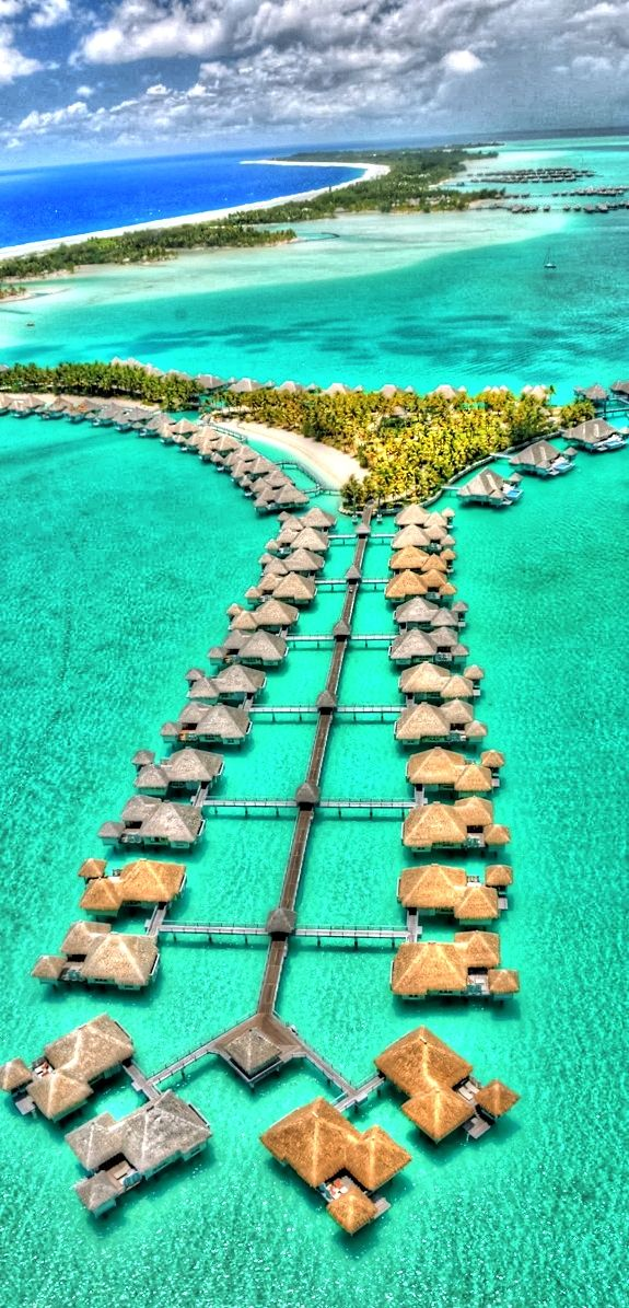 The St Regis Bora Resort French Polynesia My Dream Honeymoon Destination