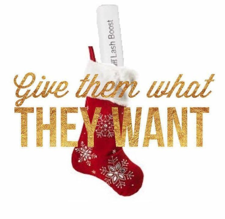 Rodan + Fields Lash Boost is what they want for Christmas. Who needs mascara with longer fuller looking lashes that are naturally grown. Apply this serum filled with keratin and Biotin nightly. Message me on pinterest @ R+Fskincare101 for more info.