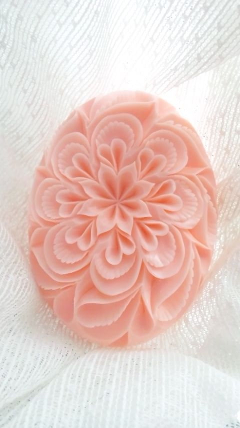 ソープカービングSoap carving work#craf