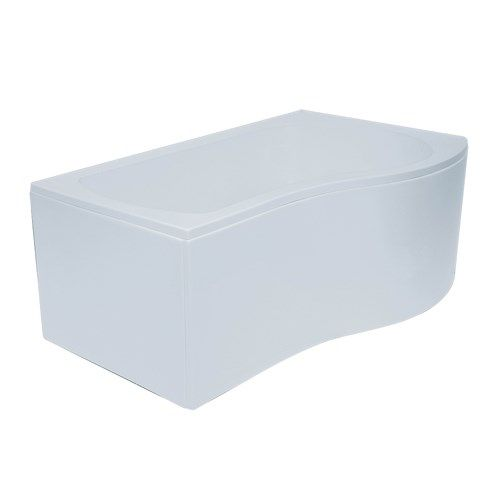 6700 kr - se ritningar men köp av Trademax, Badkar Bathlife Ideal Comfort Fristående Vit 7313620