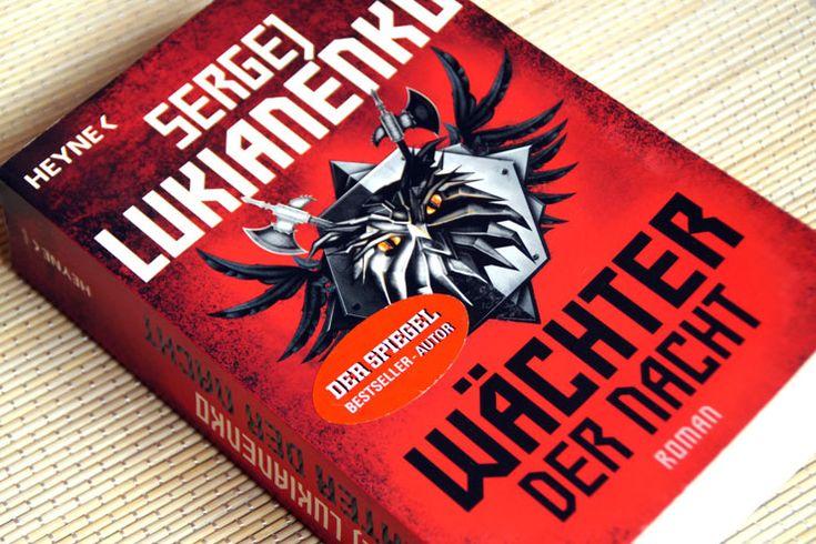 [#Rezension] Wächter der Nacht von Sergej Lukianenko  Aus dem #HeyneVerlag ist das Fantasybuch Wächter der Nacht. #Fantasy #reading