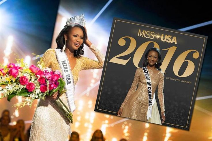 Lesser known facts about Miss USA 2016 Deshauna Barber