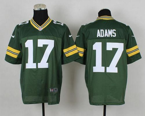 detailed look 651e0 6a5ca 2014 new nfl jerseys green bay packers 17 adams davante ...