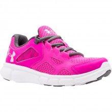 Dámská růžové sportovní boty Under Armour