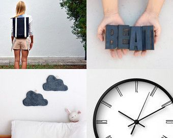 Hello September! #giftguide #september #autumn #atelier10team  by Scocca Papillon on Etsy