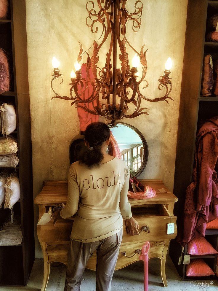 #cloth #wayan #staff #candelabra #table #cushion #design #art #unique #lamp #miror #beautiful #poster #sepia #shopdesign #ubud #bali