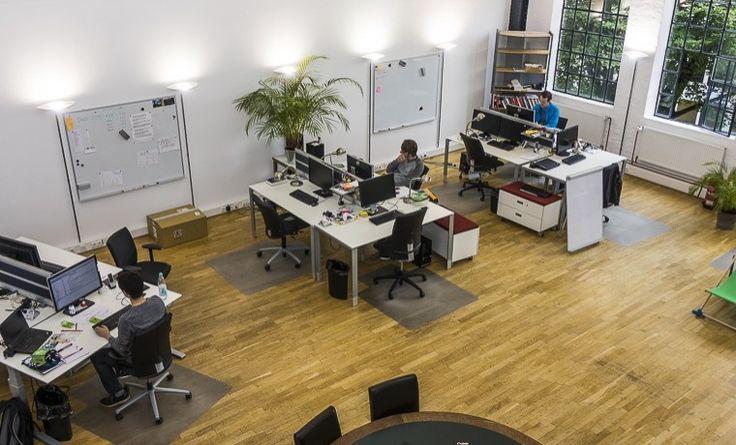 Arbeitsplätze in Ottensen mit netter Arbeitsatmosphäre