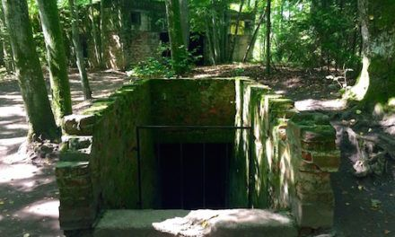 The Wolf's Lair in Poland | the headquarters for the Nazi's operations