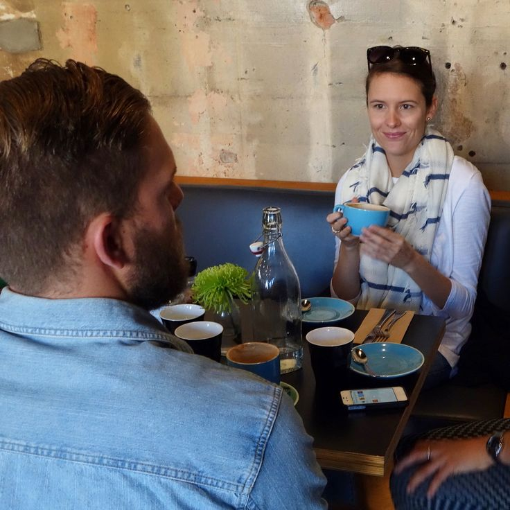Cafe coffee catch-ups with friends, blue-door provides a perfect atmosphere for social catch ups with friends and family.