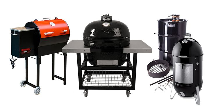 Best smokers: A list of 10 of the best barbecue smokers on the market. Charcoal, propane, gas, pellet, offset and kamado. Find the best BBQ smoker for you.