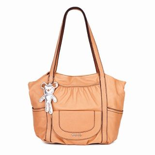 Roma Tote Handbag Tan More like a designer handbag, the Roma is intended for everyday use . #Christmas