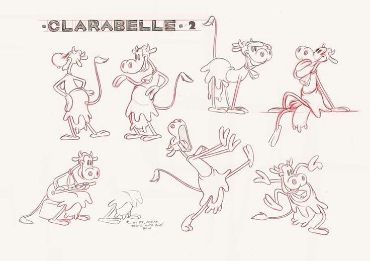 Character Design Jobs Disney : Best clarabelle cow horace horsecollar images on