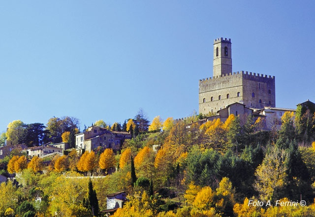 Poppi, Casentino (Arezzo, Italy) | http://www.agriturismo.st/it/italia/Casentino/