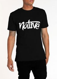 Native Brand Mens T Shirt