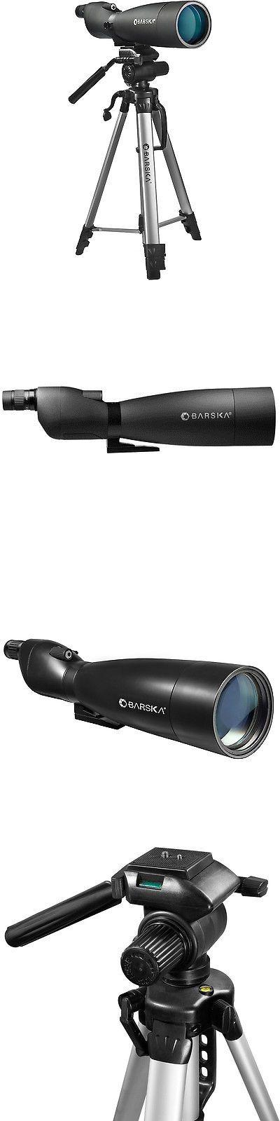 Other Hunting Scopes and Optics 7307: Barska Da12194 30-90X90 90Mm Optical Lens Wp Colorado Spotting Scope W Tripod -> BUY IT NOW ONLY: $166.99 on eBay!