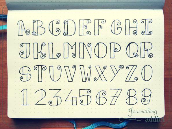 doodles alphabet 3                                                                                                                                                                                 More