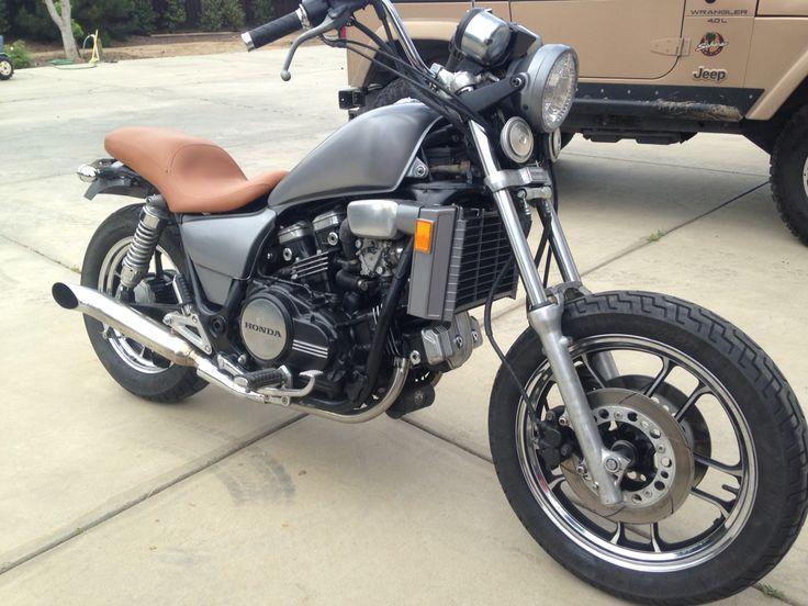 Magna V65 Custom Exhaust Originally Posted By