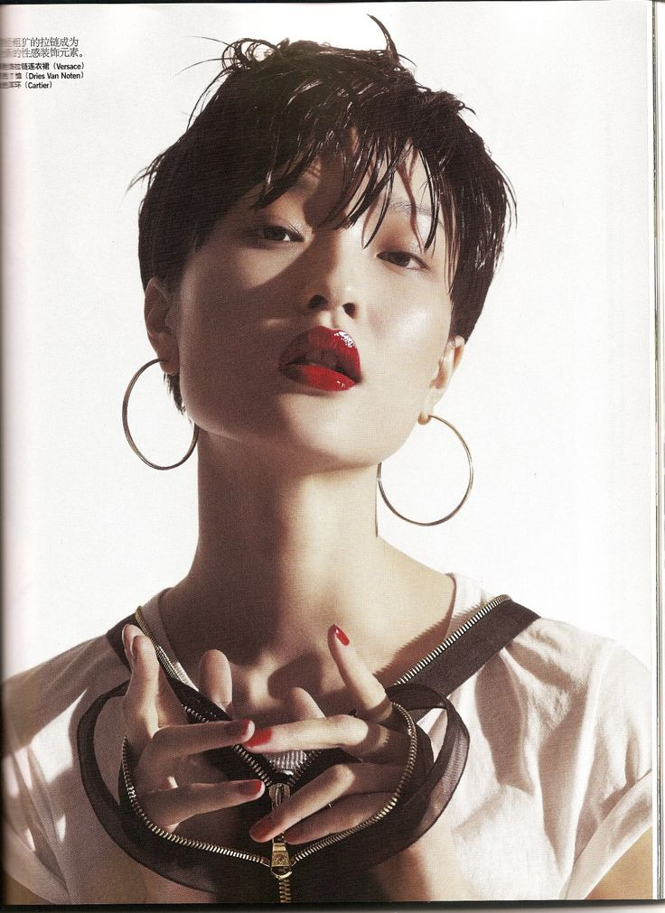 ☆ Du Juan | Photography by Cedric Buchet | For Vogue Magazine China | May 2009 ☆ #Du_Juan #Cedric_Buchet #Vogue #2009