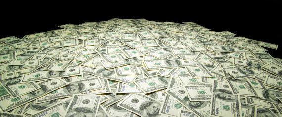 2014-01-20 Huffington Post : La fortune des 85 personnes les plus riches est égale à celle de la moitié de l'humanité, selon une ONG