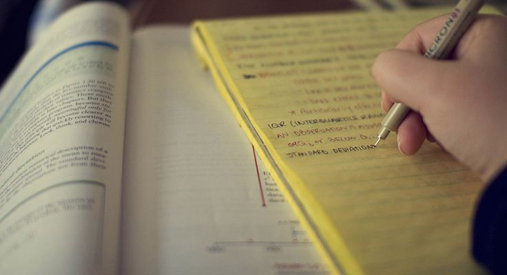 The Best Studying Techniques to Help You Ace Exams - HackCollege