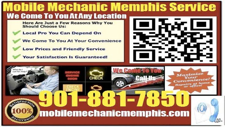 The best Mobile Mechanic in Memphis TN Auto Car Repair