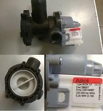 Pompa scarico + filtro Ariston