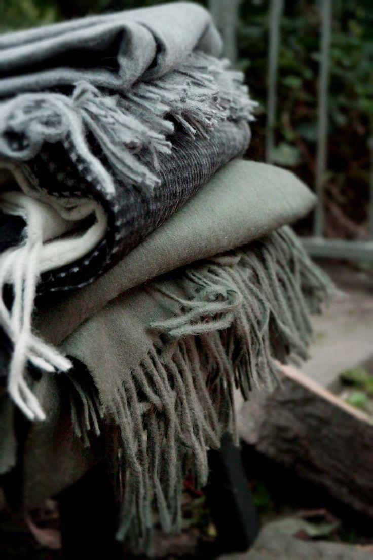 Macht´s euch gemütlich für Herbst mit kuschelige Decken von ELVANG I Nordic Butik