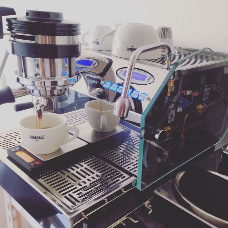 La Marzocco GS3 Manual Paddle