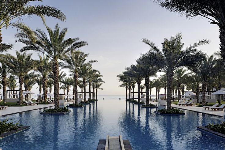 Al Bustan Palace, A Ritz Carlton Hotel*****/*, #Muscat (Oman).  #hotels #destination #travel #kuoni #luxury #resort